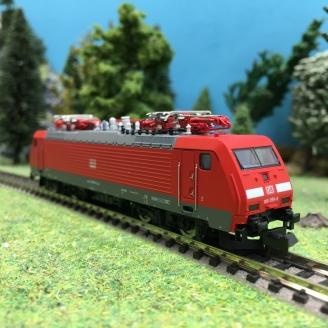 Locomotive BR189 DB AG Ep VI digital-N 1/160-MINITRIX 16893