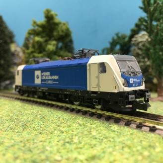Locomotive 187 WLC Cargo Ep VI-N-1/160-ARNOLD HN2436