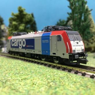Locomotive 186 SBB Cargo Ep VI-N-1/160-ARNOLD HN2459
