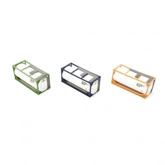 3 Containers Citernes-N 1/160-FLEISCHMANN 910120