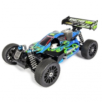 Buggy Specter 3.0 V32 4WD Thermique RTR - 1/8 - CARSON 500204034