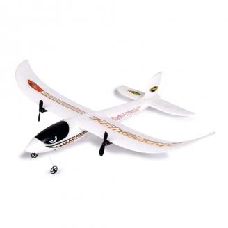 Avion - Planeur Airshot 470 RC électrique RTF - CARSON 500505031