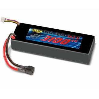 Accu Batterie Li-Po 11.1 V / 3100 mAh - CARSON 500608102