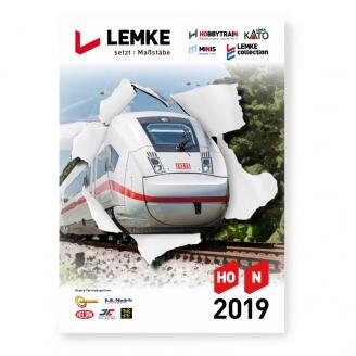 Catalogue général Lemke 2019 - 88 pages - LEMKE