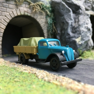 Camion-Benne Ford V 3000-HO 1/87-HERPA 310291