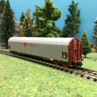 Wagon baché ERMEWA SNCF Ep VI-N 1/160-FLEISCHMANN 837710