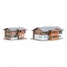 2 Maisons de montagne-N-1/160-KIBRI