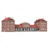 grande gare de ville-HO-1/87-KIBRI 39371