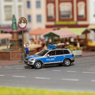 "Car System VW Touareg ""Police""-HO 1/87-FALLER 161543"