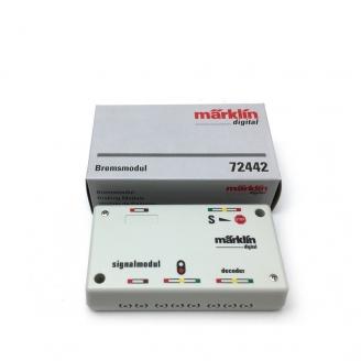 Module de freinage-Toutes échelles-MARKLIN 72442