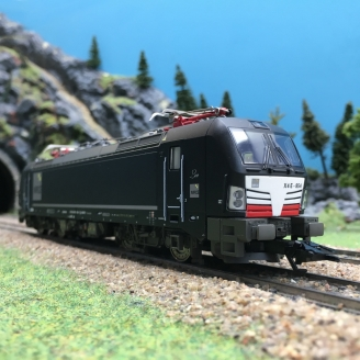 Locomotive Vectron 193 MRCE Ep VI digital son 3R-HO 1/87-MARKLIN 36182