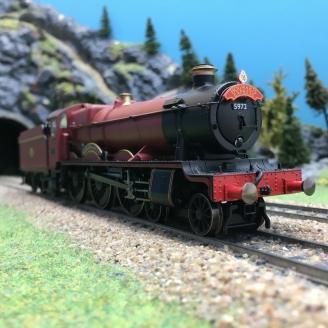 Hogwarts Castle - Express - Harry Potter-HO 1/87-HORNBY R3804