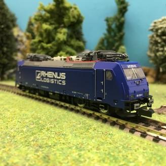 Locomotive 186 Rhenus Logistics Ep VI-N-1/160-ARNOLD HN2464