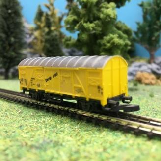 Wagon couvert Bananen-Z 1/220-MARKLIN DEP226-008