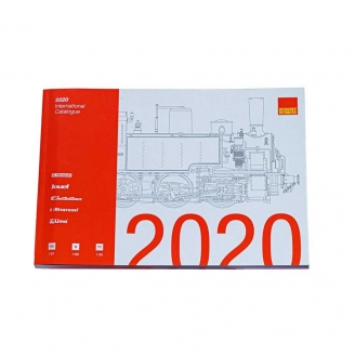 Catalogue 2020 JOUEF (Rivarossi, Electrotren, Lima et Arnold) 202 pages-HORNBY HP2020