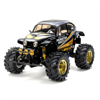 VW Monster Beetle Black Ed. 2WD Kit - 1/10 - TAMIYA 47419