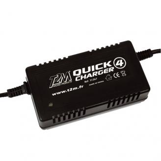 Chargeur Ni-Cd / Ni-Mh (4-8 éléments) 4.8 V à 9.6 V- T2M T1267