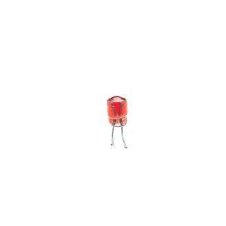 10 Ampoules enfichables rouge, 5 volts - G 1/22.5-LGB E130101