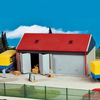 Garage ou Entrepôt-HO-1/87-KIBRI 38540