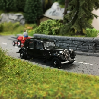 Citroën Traction 11A 1935-HO 1/87-SAI 6160