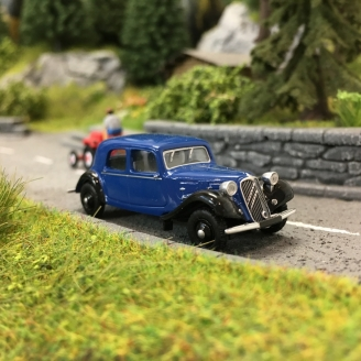 Citroën Traction 11A 1935-HO 1/87-SAI 6162