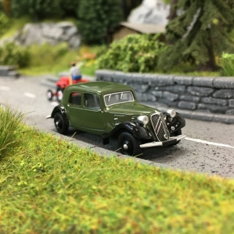 Citroën Traction 11A 1935-HO 1/87-SAI 6165