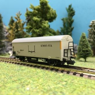 Wagon réfrigéré DTMVF-FFA Ep IV-N 1/160-ARNOLD HN6432
