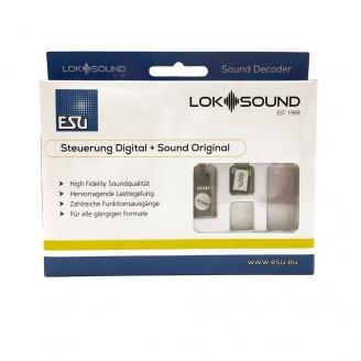 Décodeur Vide 8 fils (NEM 652) loksound V5 sonore-ESU-58813