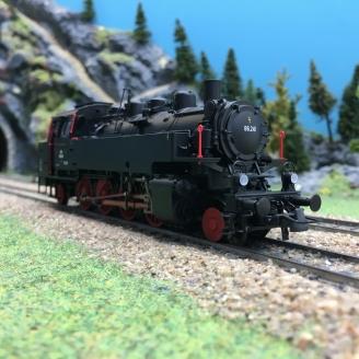 Locomotive BR86.241 ÖBB Ep III-HO 1/87- ROCO 73024
