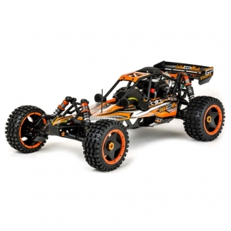 Buggy Wild GP Attack 2WD Thermique RTR - 1/5 - CARSON 500304032