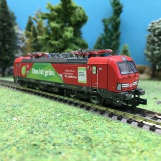 Locomotive BR 193 301-9 DB AG Ep VI digital son-N 1/160-FLEISCHMANN 739397