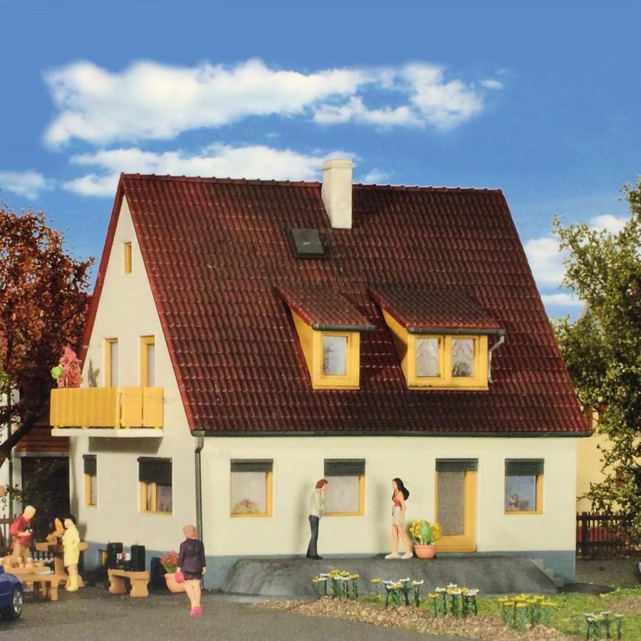 Maison individuelle de quartier-HO-1/87-KIBRI 38710