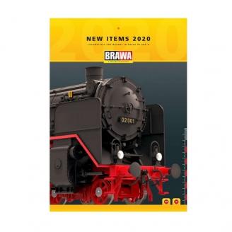 Catalogue BRAWA Nouveautés 2020 74 pages - BRAWA