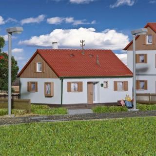 Maison individuelle-HO-1/87-KIBRI 38721