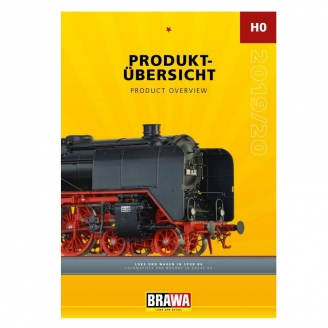 "Catalogue BRAWA 2019/20 ""HO"" 90 pages - BRAWA 90170"