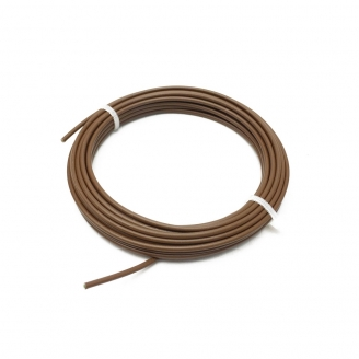 Câble Marron 0.5 mm / 5m - ADT H05VM