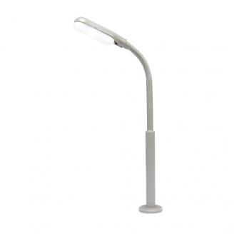 Lampadaire courbé 40mm LED-Z 1/220-VIESSMANN 7190