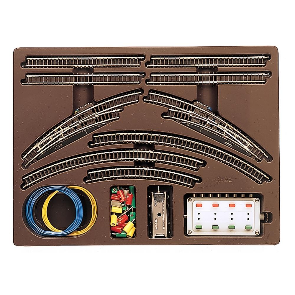 Rail droit 55mm-Z 1//220-MARKLIN 8503