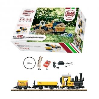 Coffret de départ Train de chantier Analogique train de jardin-G-1/22.5-LGB 70503