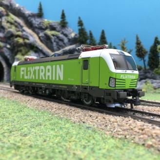 Locomotive 193 813-3 FLIXTRAIN Ep VI-HO 1/87-ROCO 73312