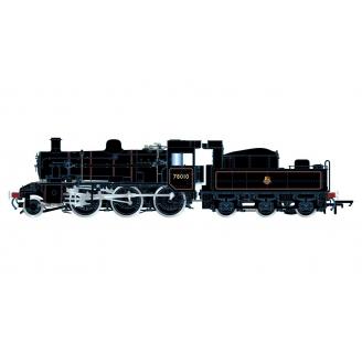 Locomotive BR, Standart 2MT, 2-6-0, 78010, Ep IV -00 1/76- HORNBY R3838