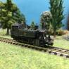 Locomotive GTL 4/4 2508 K.Bay.Sts.B Ep I-N-1/160-FLEISCHMANN 709903