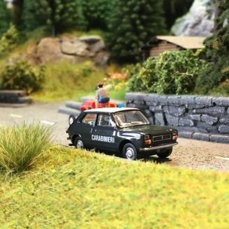 """Fiat 127 """"Carabinieri""""-HO-1/87-Starline Models 22503"""