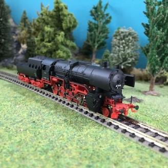 Locomotive BR 42 848 DR Ep III-N 1/160-ARNOLD HN2335