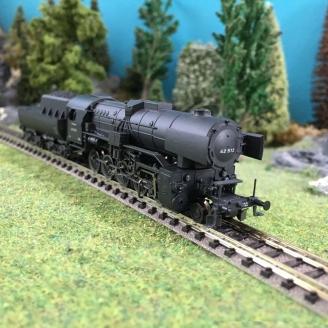 Locomotive BR 42 512 DRG Ep III-N 1/160-ARNOLD HN2333