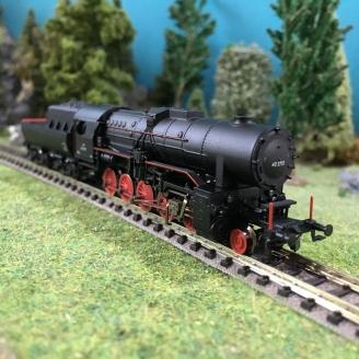 Locomotive BR 42 455 DB Ep III-N 1/160-ARNOLD HN2429