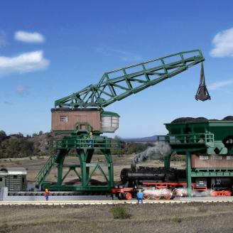 Grande centrale à charbon-Z 1/220-KIBRI 36738
