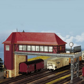 Poste de signalisation-HO-1/87-KIBRI 39310