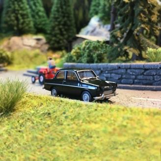 Daf 600 Noire-HO 1/87-BREKINA 27721