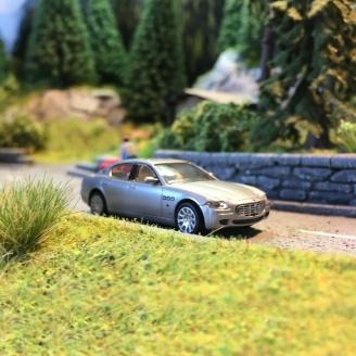 Maserati Quattroporte-HO 1/87-RICKO 38406